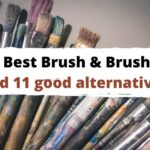 The Best Brush for Acrylic Paint on Canvas in 2021