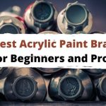 21 Best Acrylic Paint Brands for Beginners and Professional Artists