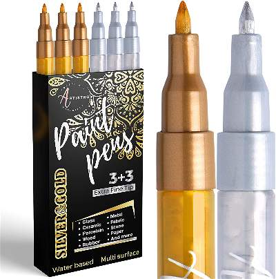 Best paint pens for drawing on rocks